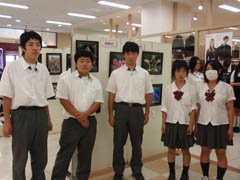 雄勝高等学校制服画像